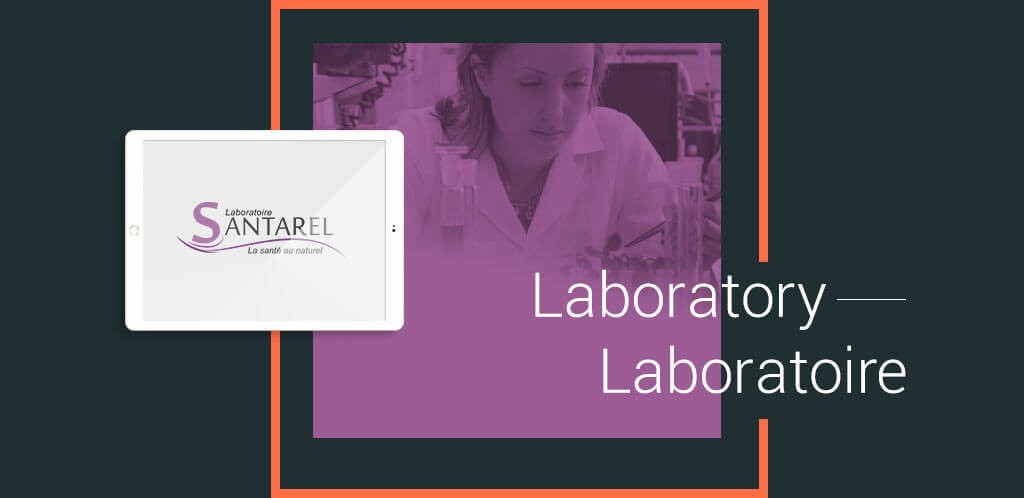 The laboratory - Le laboratoire